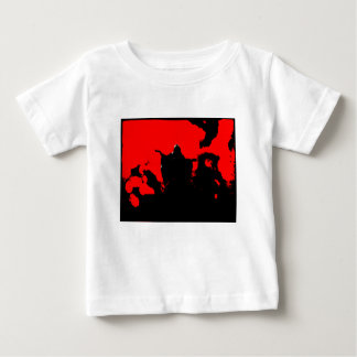 Small Marie - François City Baby T-Shirt