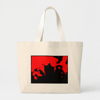 Small Marie - François City Large Tote Bag