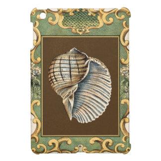 Small Mermaid's Shells iPad Mini Cover