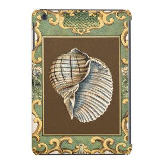 Small Mermaid's Shells iPad Mini Retina Cover