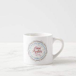 Small Mug - Jane Austen Period Drama Adaptations