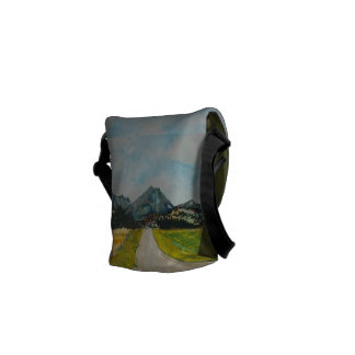 Small Open Road Bag Commuter Bag