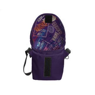 Small Over The Shoulder Bag Inside Design Commuter Bag
