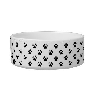 Small Personalized Cat Bowl Pet Bowl