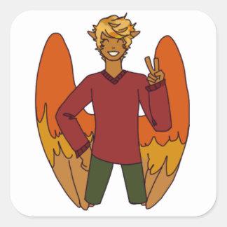 Small Phoenix sticker