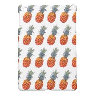 Small Pineapple Print Case For The iPad Mini