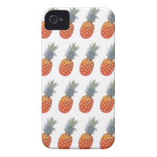 Small Pineapple Print iPhone 4 Cover