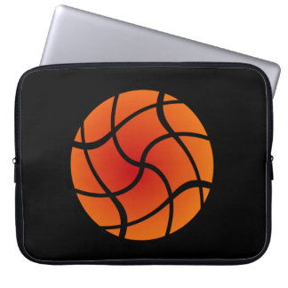 """Small pocket for computer - Model """"Abstract ball """" Laptop Computer Sleeve"""