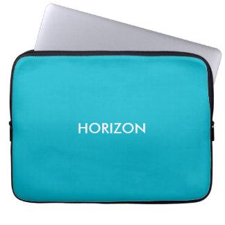 small pocket of blue computer horizon