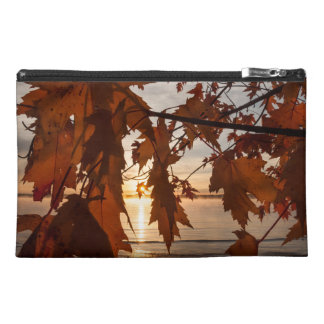 small pocket photo maple sheets travel accessory bag