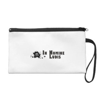 Small pocket with wrist-strap INL Wristlet