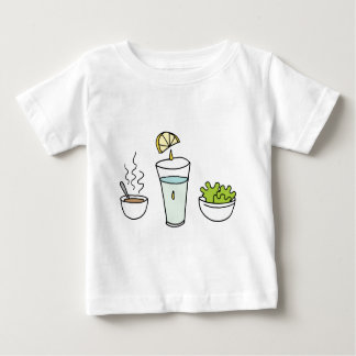 Small portions lunch t-shirts