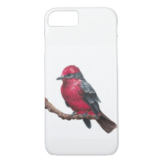 Small red bird iPhone 8/7 case