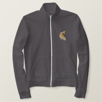Small Redfish Embroidered Jacket