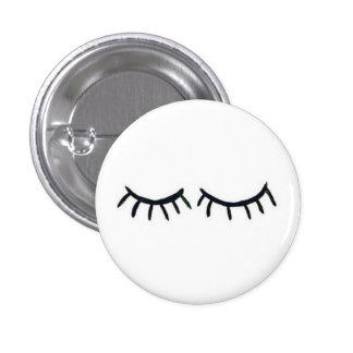 Small round badge + logo