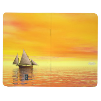 Small sailboat - 3D render Journal