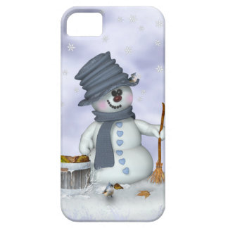 Small Schneemann clears up iPhone 5 Cases