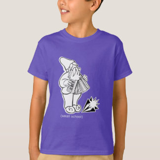 "small school ""Accordion Gnome"" T-Shirt"