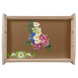 Small serving tray