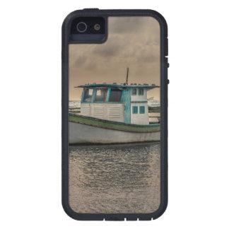 Small Ship at Ocean Porto Galinhas Brazil iPhone 5 Cover