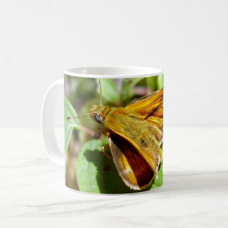 Small Skipper Butterfly Bug Mug