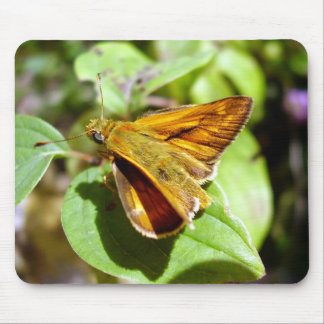 Small Skipper Butterfly Mouse Mat