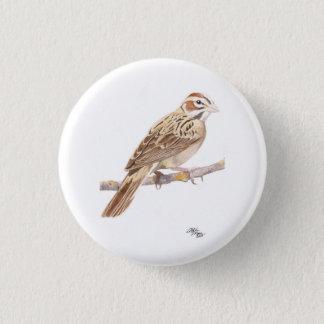 Small Sparrow Button