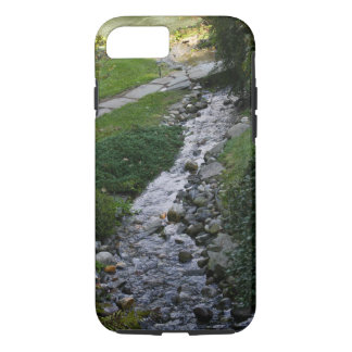 Small Stream and Walkway iPhone 7 Case
