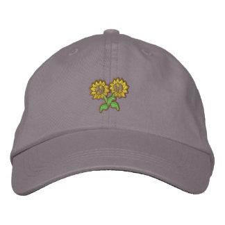 Small Sunflowers Baseball Cap