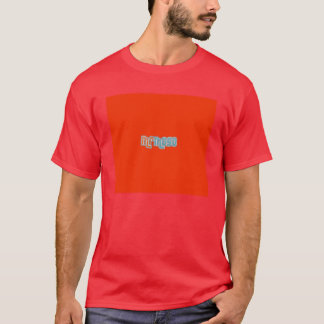 Small t-shirt red frontal