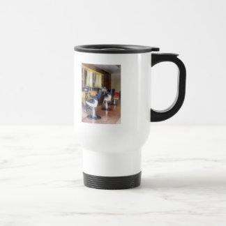 Small Town Barber Shop Coffee Mug