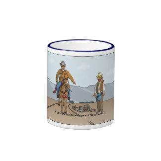 Small Town Cowboys Mug