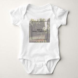 Small Town Girl Baby Bodysuit