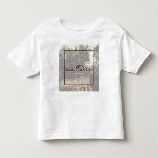 Small Town Girl Toddler T-Shirt