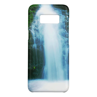 Small Tropical Rainforest Waterfall Case-Mate Samsung Galaxy S8 Case
