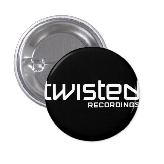 Small Twisted Recordings Badge