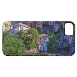 Small village Blagaj on Buna waterfall, Bosnia and iPhone 5 Case