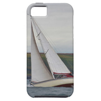 Small Yacht Sailing Hard Case For The iPhone 5