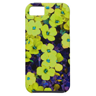 Small Yellow Flowers Case For The iPhone 5