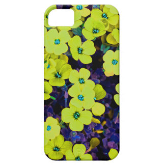 Small Yellow Flowers iPhone 5 Cover