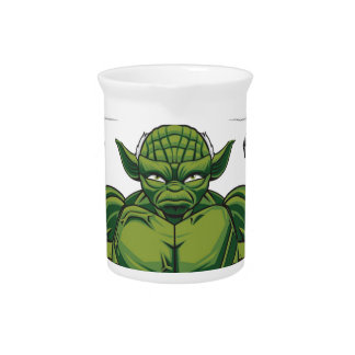 SMALL YOU ARE...GAIN YOU MUST DRINK PITCHERS