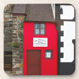 Smallest house in Great Britain Coaster
