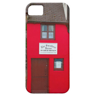 Smallest house in Great Britain iPhone 5 Cases