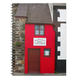 Smallest house in Great Britain Notebook