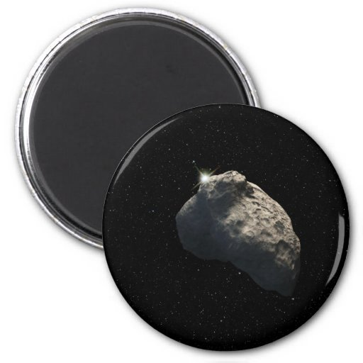 Smallest Kuiper Belt Object Fridge Magnet