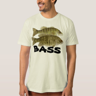 Smallmouth Bass Apparel T-Shirt