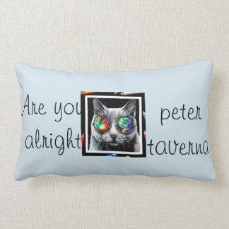 smalls are u alright pillow