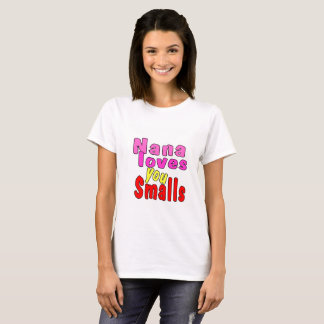 Smalls Collection - Nana's T-Shirt