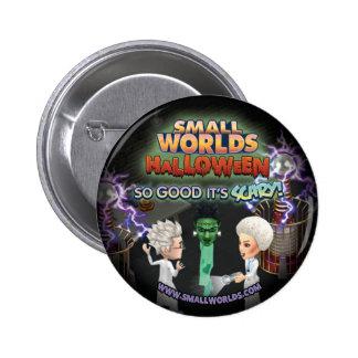 SmallWorlds Halloween Button: Frankenstein