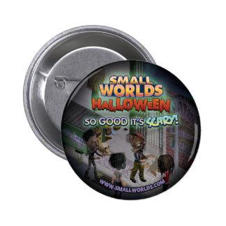 SmallWorlds Halloween Button: Zombie
